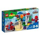 LEGO Duplo Dobrodružství Spider-Mana a Hulka