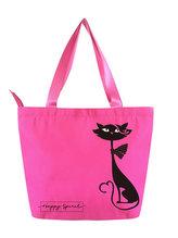 Plátěná taška: Kočka