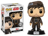 Funko POP Star Wars Bobble: E8 TLJ - DJ (Exc) (CC)