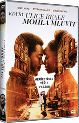 Kdyby ulice Beale mohla mluvit DVD