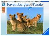 Lvíčí mláďata; 500 dílků