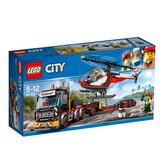 LEGO City Tahač na přepravu těžkého nákladu