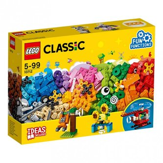 LEGO Kostky a ozubená kolečka