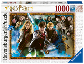 Harry Potter 1000 dílků