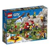 LEGO City Sada postav – dobrodružství v přírodě