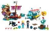 LEGO Friends Mise na záchranu delfínů