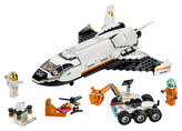 LEGO City Raketoplán zkoumající Mars