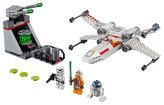 LEGO Star Wars Útěk z příkopu se stíhačkou X-Wing