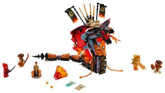 LEGO Ninjago Ohnivý tesák