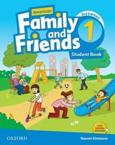 Family and Friends 1 American Second Edition Student´s book