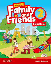 Family and Friends 2 2nd Edition Course Book