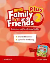 Family and Friends Plus 2 2nd Edition Builder Book