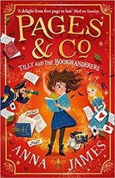 Tilly and the Bookwanderers (Pages & Co.)