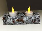 Čajové svíčky LED 2 ks