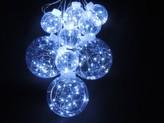 SVĚTELNÝ INTERIÉROVÝ LED ŘETĚZ KOULIČKY 32261, 4 m 2700K