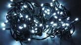 SVĚTELNÝ INTERIÉROVÝ LED ŘETĚZ, 6500K 7,9m