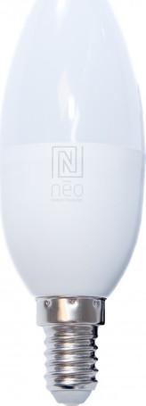 mmax Neo LED E14 5W 400lm Zigbee Dim RGBW  07005L