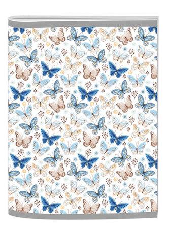Sešit A4 Trend linkovaný Motýlci