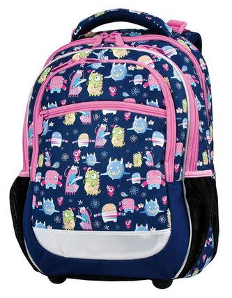 STIL Školní batoh Happy monsters