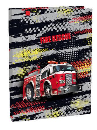 Box na sešity A4 Fire fighters