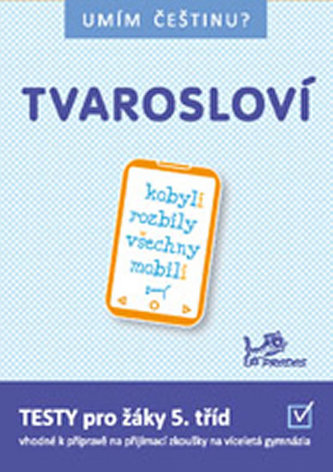 Umím češtinu? – Tvarosloví 5