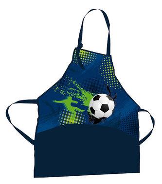Zástěrka na výtvarnou výchovu Fotbal 3