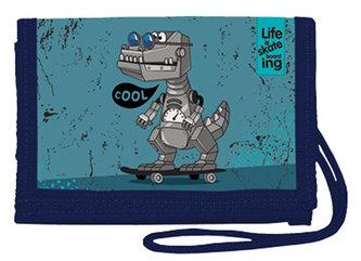 Peněženka na krk Cool Robot