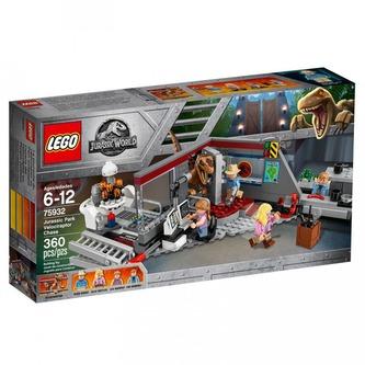 LEGO Jurský park: hon na Velociraptora