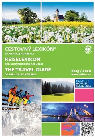 Cestovný lexikón Slovenskej republiky 2019/2020