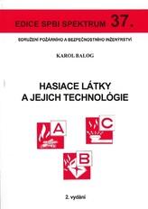 Hasiace látky a jejich technológie (2.vydání)