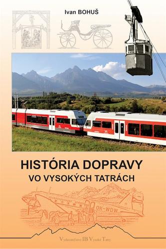 História dopravy vo Vysokých Tatrách