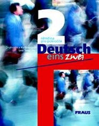 Deutsch eins, zwei 2 - Náhled učebnice