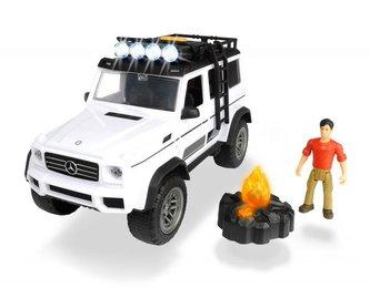 Mercedes V8 Adventure set