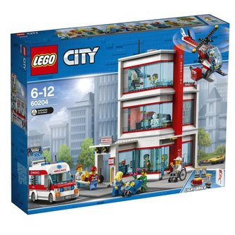 Nemocnice LEGO City