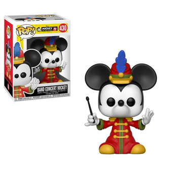 Funko POP Disney: Mickey´s 90th Anniversary - Band Concert Mickey (Exc)