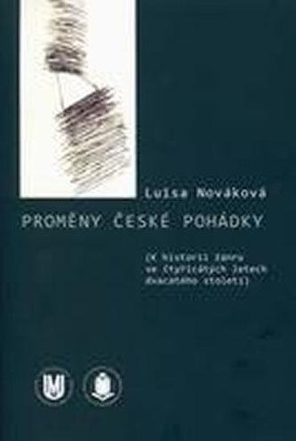 Proměny české pohádky - K historii žánru ve čtyřicátých letech dvacátého století