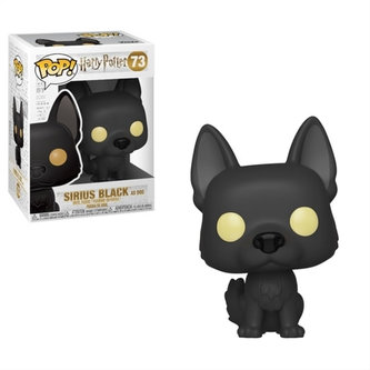 Funko POP Movies: Harry Potter S5 - Sirius as Dog