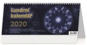 Kalendář stolní 2020 - Lunární kalendář
