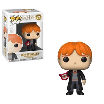 Funko POP Movies: Harry Potter S5 - Ron w/Howler