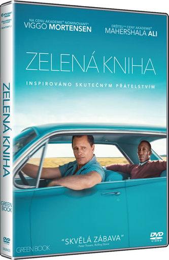 Zelená kniha DVD