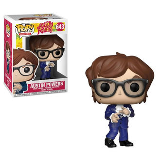 Funko POP Movie: Austin Powers - Austin Powers