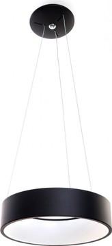 ZÁVĚSNÉ LED SVÍTIDLO černé 45 cm L/00269
