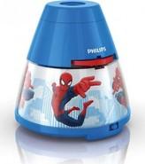 LED LAMPIČKA S PROJEKTOREM 2 v 1 Marvel Spider-Man 71769/40/16