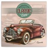 Poznámkový kalendář Classic Cars – Václav Zapadlík 2020