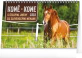 Stolní kalendář Koně – Kone CZ/SK 2020