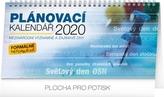 Stolní kalendář Plánovací se světovými dějinami 2020