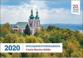 Spolu@krestanskamedia 2020 - stolní kalendář