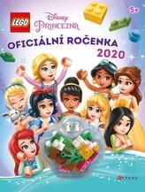 LEGO® Disney Princezna™ Oficiální ročenka 2020