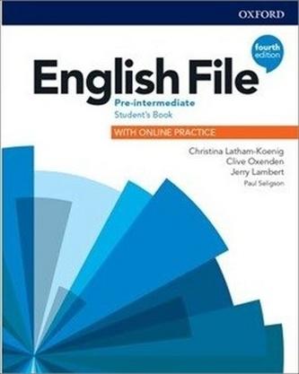 English file 4 students book - Náhled učebnice