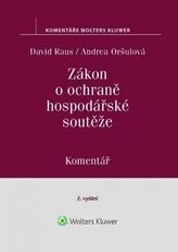 Zákon o ochraně hospodářské soutěže (č. 143/2001 Sb.). Komentář